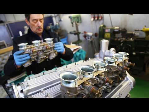Come funziona il Carburatore – Davide Cironi Drive Experience (ENG.SUBS)