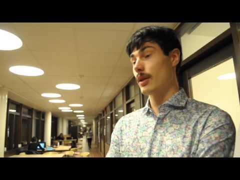 Fredrik - Kandidatprogrammet i geovetenskap, Uppsala universitet