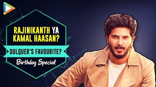 SRK's acting lessons ya Salman Khan's fitness lessons? Dulquer Salmaan chooses...  Birthday Special - HUNGAMA