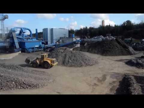 Stena Nordic Recycling Center – ett lyft för svensk återvinning