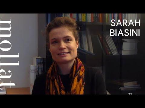Vidéo de Sarah Biasini
