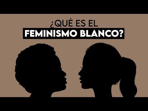 ¿Qué es el feminismo blanco