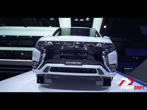 Mitsubishi Outlander Evolution PHEV - Right in the feels : Geneva Motor Show 2018 : PowerDrift