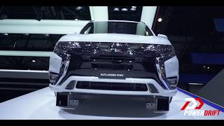 Mitsubishi Outlander Evolution PHEV - Right in the feels : Geneva Motor Show 2018 : PowerDrift