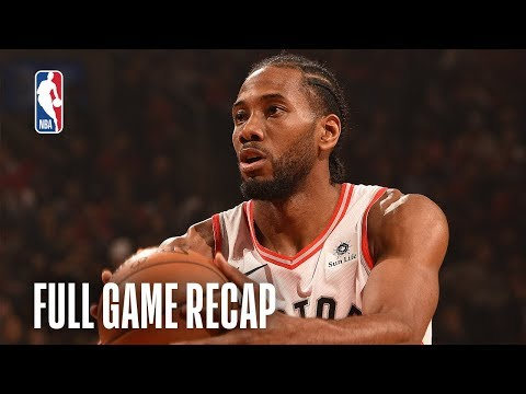 MAGIC vs RAPTORS | The North Moves On! | Game 5