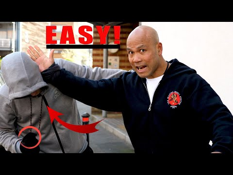 How to defend yourself in the street | Master Wong