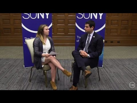 An Interview with Student Assembly President Marc Cohen - part 1 of 3
