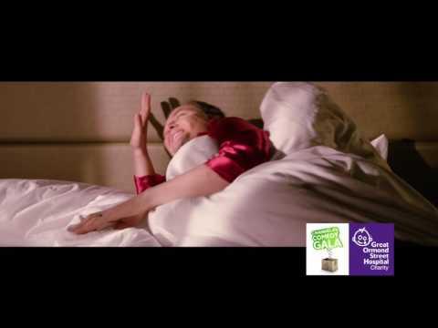 Premier Inn ad hijack - Channel 4's Comedy Gala 2016