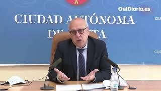 El consejero de Sanidad de Ceuta que se coló en la vacunación: