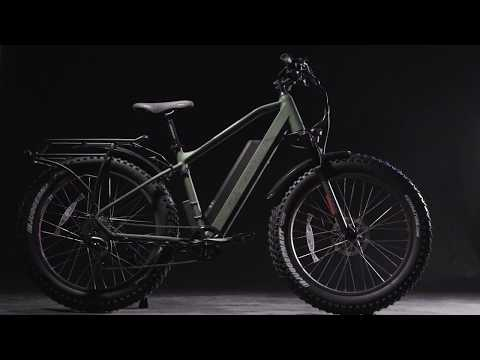 This Is The All Terrain Electric Bike