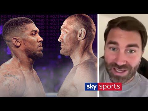 'Joshua vs Fury NEXT is possible!' | Eddie Hearn on Joshua vs Kubrat Pulev postponement