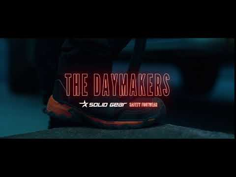 Solid Gear - The Daymakers 1