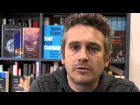 Vidéo de Fabrice Colin