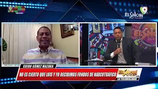 Guido Gómez Mazara: no retiraré la demanda, ni que lo pida mi  padre El Show del Mediodía