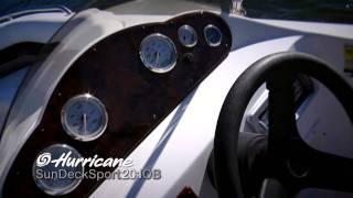 Hurricane SunDeck Sport 201 OB Product Walk-Through
