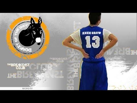 connectYoutube - Youth Basketball Team Sports Racist Jerseys As A 'Funny Joke'