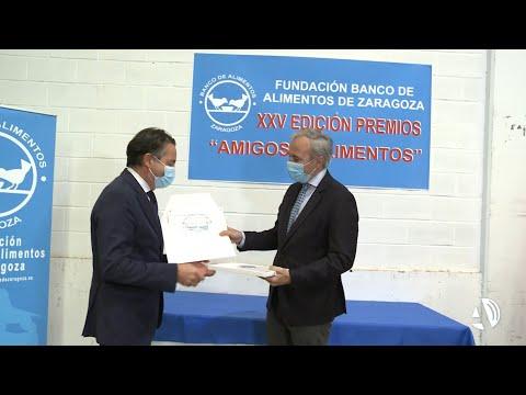 La Cartv, galardonada por el Banco de Alimentos por su labor informativa de la recogida en pandemia