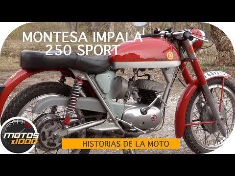 Montesa Impala 250 | Historias de la Moto