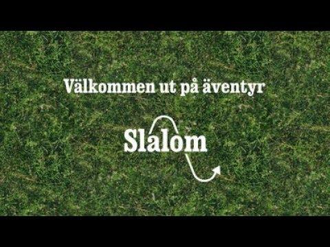 Välkommen ut - Slalom