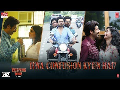 Pati Patni Aur Woh: Itna confusion kyun hai? (Dialogue Promo 8) | Kartik A, Bhumi P, Ananya P