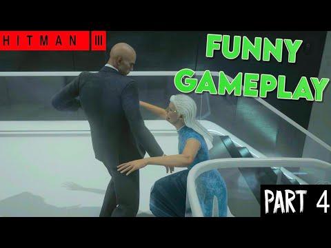 FUNNY  HITMAN 3   GAMEPLAY #4