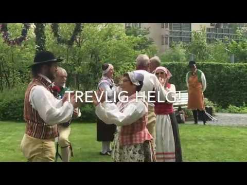 Midsommaraktiviteter på Stockholms Sjukhem