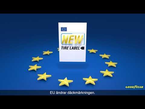 New Tire Labelling Regulation (EU) 2021/74