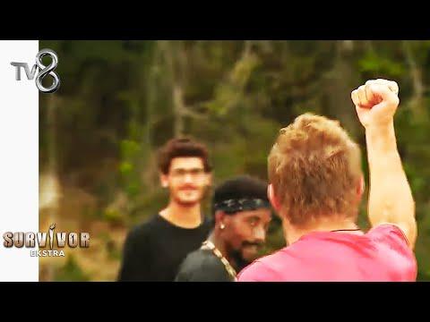 Poyraz'dan İsmail'e Güreş Selamı | Survivor Ekstra 58. Bölüm