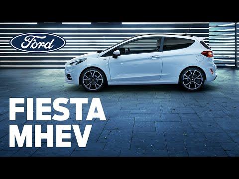Gjennomgang av teknolgien bak Ford Fiesta Mild Hybrid | Ford Norge