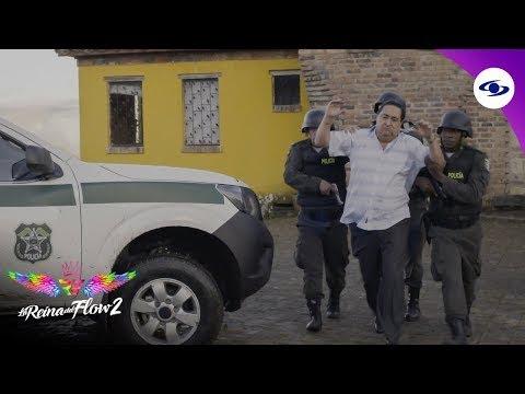 La Reina del Flow 2: Don Edgar es capturado por la Policía