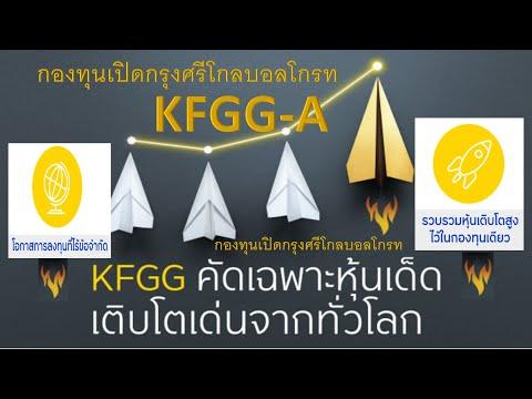 KFGG-Aกองทุนเปิดกรุงศรีโกลบอล