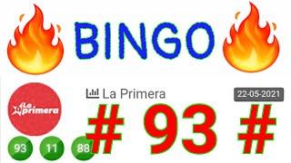 RESULTADOS de HOY.....!! (( 93 )) BINGO HOY / Loteria LA PRIMERA de HOY / NÚMEROS GANADORES DE HOY