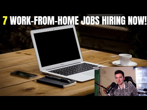 7 Work-From-Home Jobs Hiring Right Now for April 2019