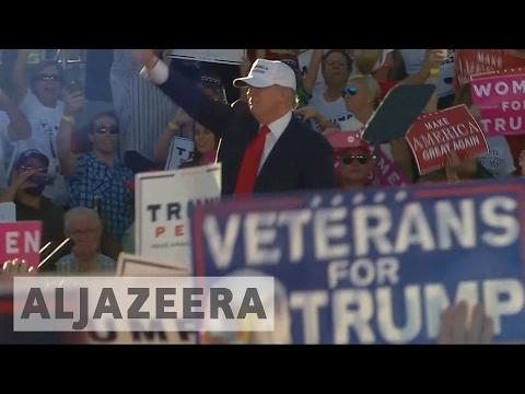 Trump supporters back Muslim ban