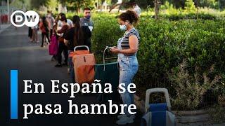 España   La pandemia dispara la pobreza