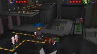 LEGO Star Wars II Campaign Part 5, Segment 1