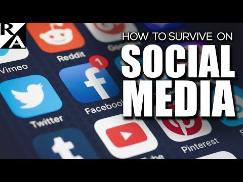 Right Angle - How To Survive On Social Media - 09/07/17