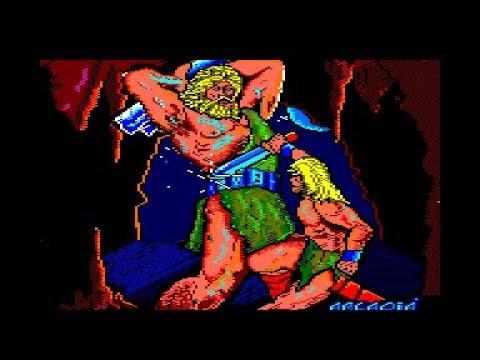 Arkos - 1ª parte - Amstrad CPC Longplay