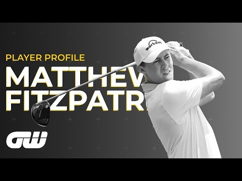 Matthew Fitzpatrick on Having Billy Foster on the Bag | Player Profile | Golfing World