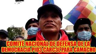 COMITÉ CÍVICO DEL ALTO PID3N INV3STIGACIÓN PARA LA IGLESIA CATÓLICA Y DAN SU APOYO LIDIA PATTY..