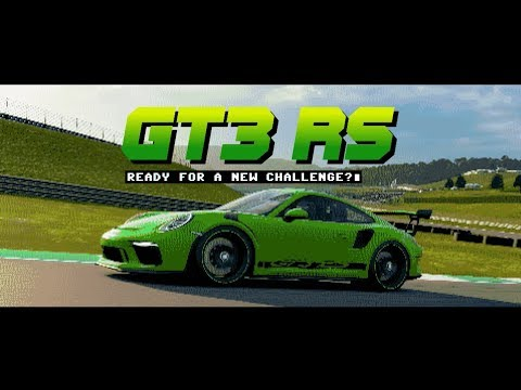 The 911 GT3 RS Challenge ? Come, if you dare.