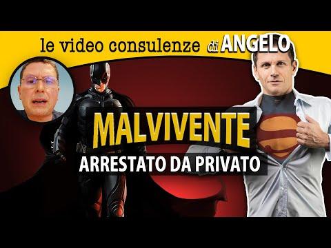 Un PRIVATO può ARRESTARE un MALVIVENTE in flagranza?  | avv. Angelo Greco