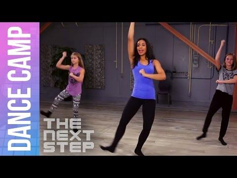 The Next Step - Dance Camp with Taveeta Szymanowicz (Part 5)