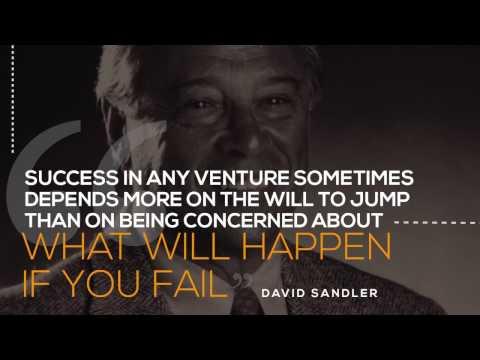 Sandler 2017 Sales & Leadership Summit