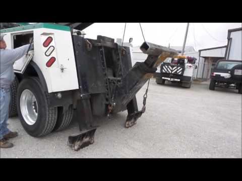 1992 Peterbilt 379 wrecker truck for sale | no-reserve Internet auction April 20, 2017