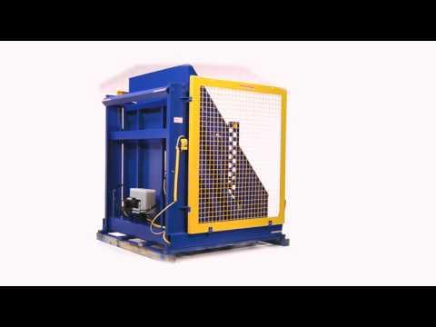 Hydraulic Box Dumper HBD-6-60