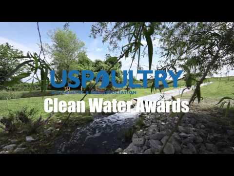 Simmons Foods - Recipient of USPOULTRY Clean Water Award