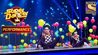 "Akash और Ashish के ""Joker"" Dance ने  किया Judges को आश्चर्य चकित   Super Dancer Chapter 2 - SETINDIA"