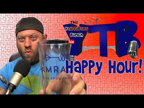 Ham Radio Happy Hour for March 2021 - LIVE from the QSO Today Virtual Ham Expo!