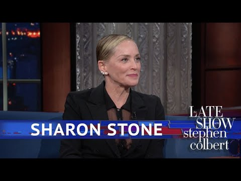 connectYoutube - Sharon Stone Is Proof That Women Can Play Roles Written For Men